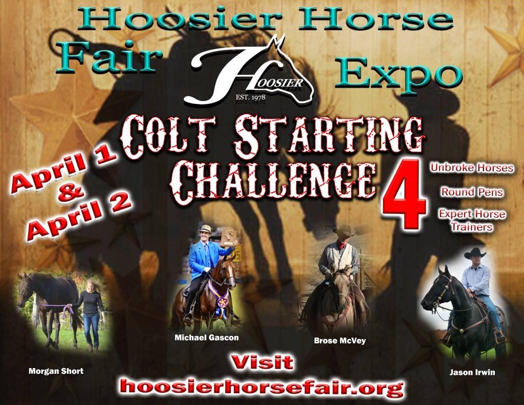 hoosier horse fair flyer