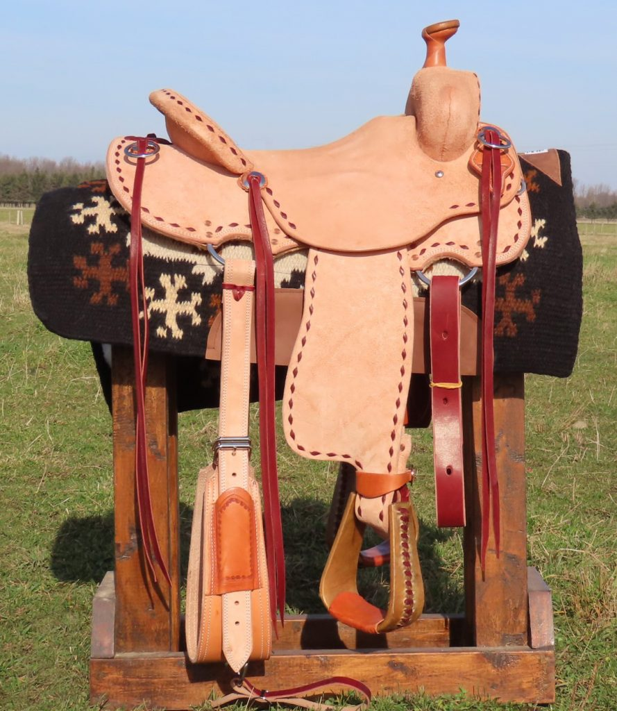 This image has an empty alt attribute; its file name is roughout-ranch-saddle-16-889x1024.jpg